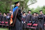 (9.3) Graduate Seating