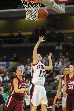 Kelly Curtis vs Valley City State 2011