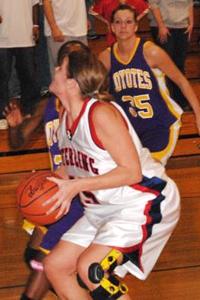 Madison shot
