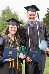 Outstanding Students 2011