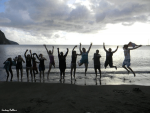 Jump for St. Lucia