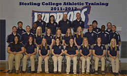 Sterling College Athletic Training 2011-12