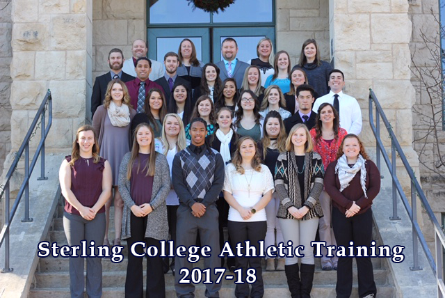 Sterling College Athletic Training 2017-18