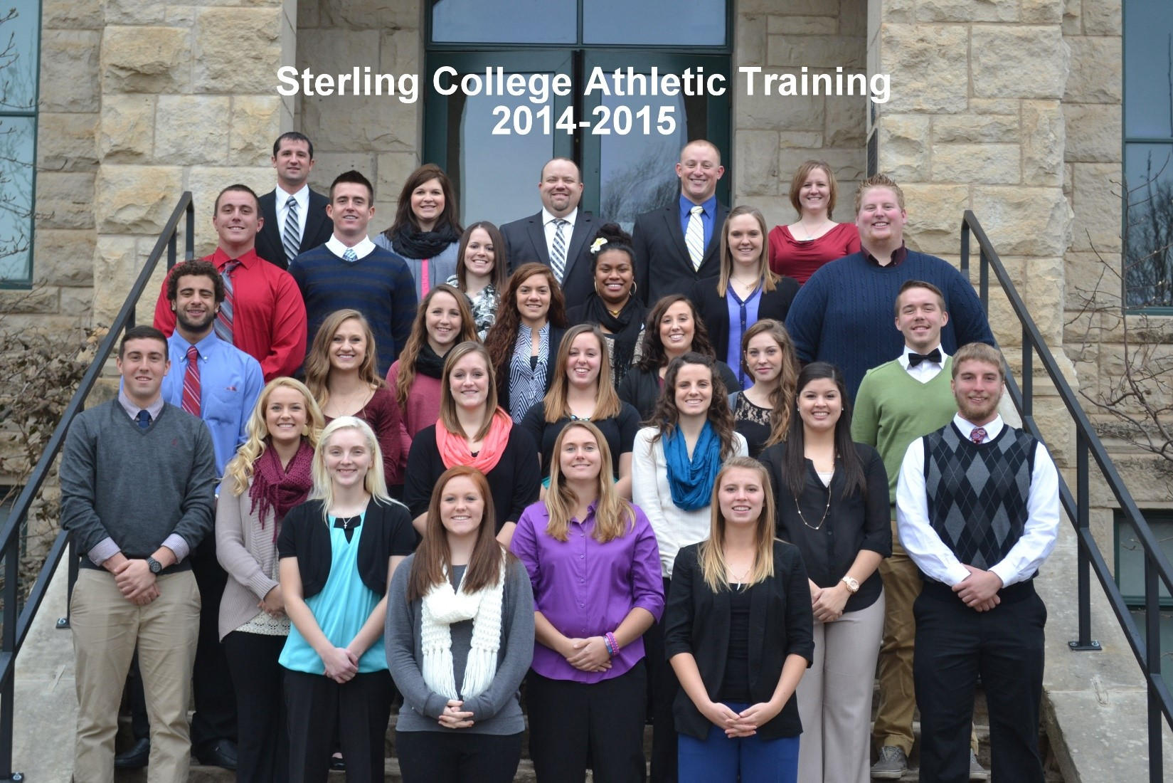 Sterling College Athletic Training 2014-15