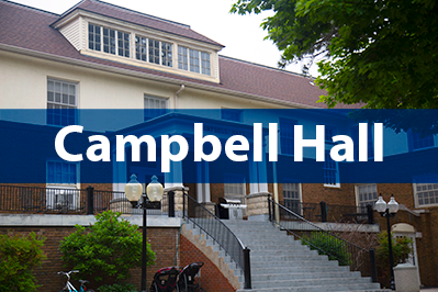 Campbell Hall - Sterling College