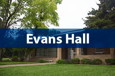 Evans Hall - Sterling College