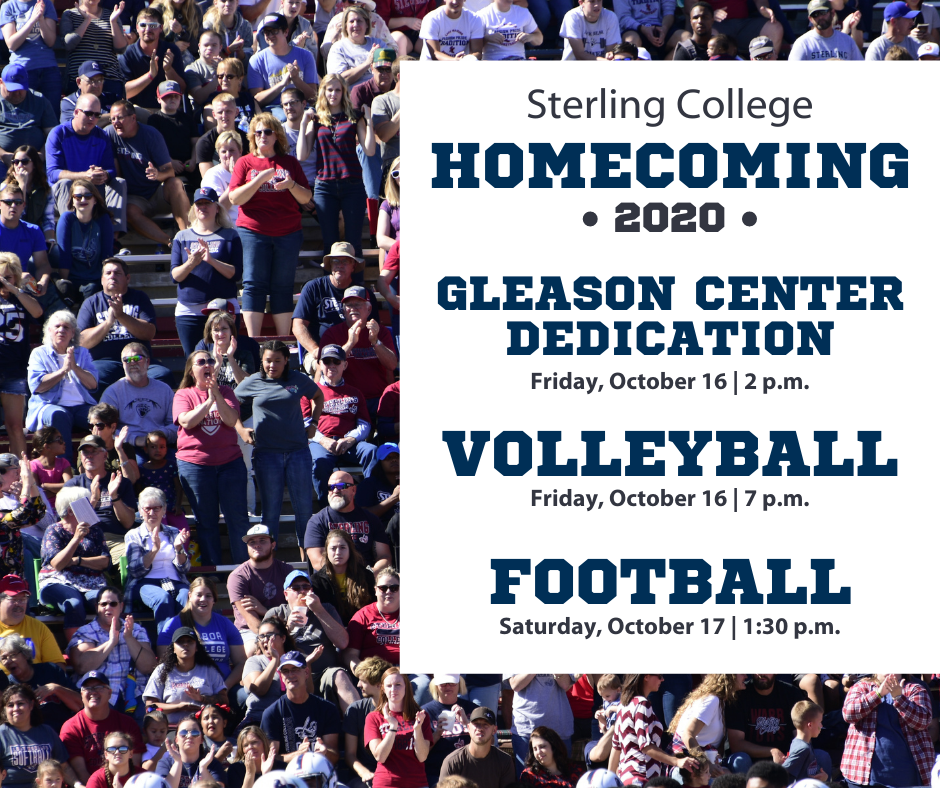 Sterling College Homecoming 2020