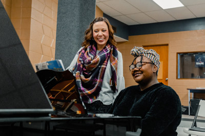 Music at Sterling College