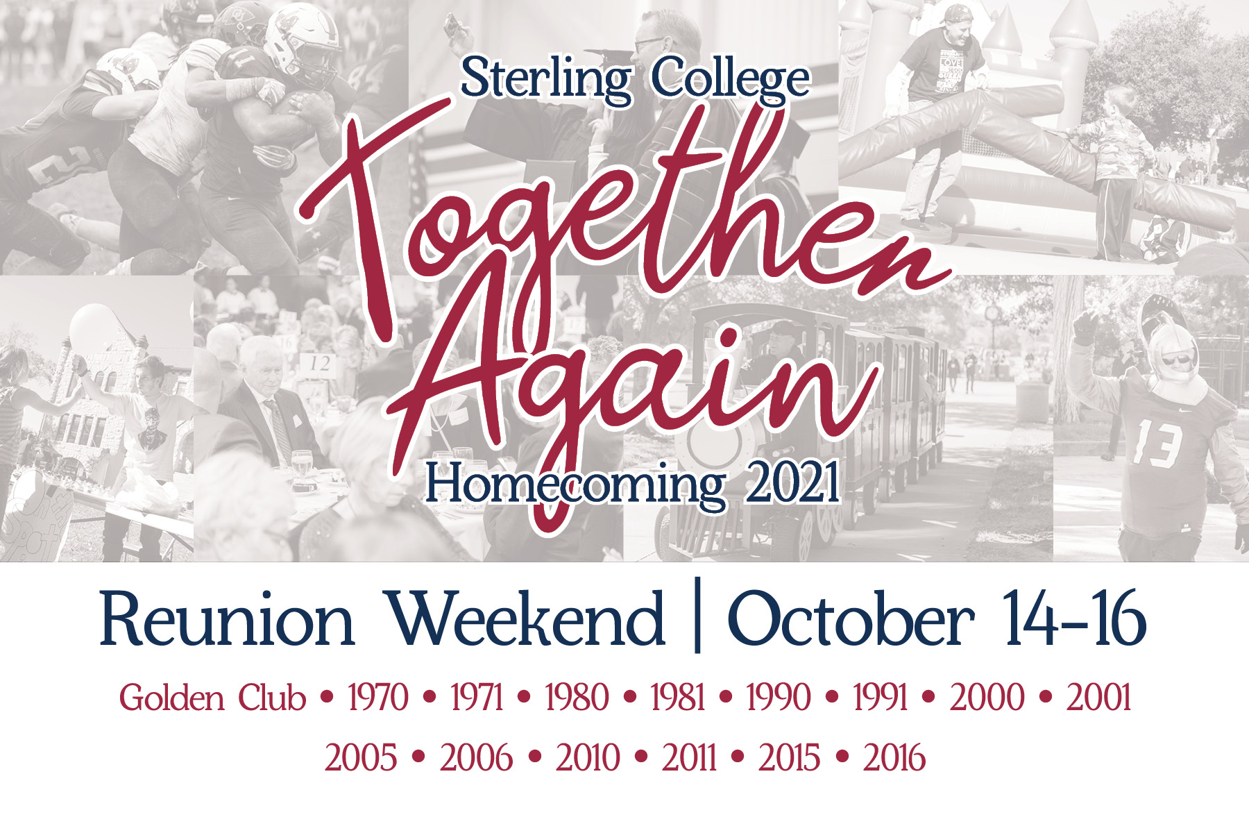 Sterling College 2021 Homecoming