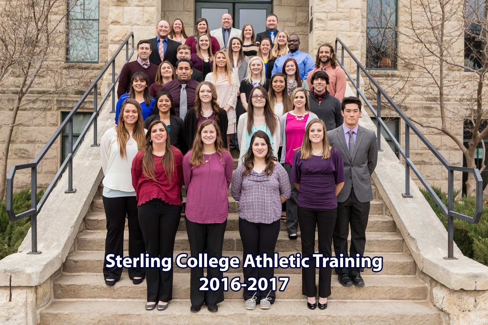 Sterling College Athletic Training 2016-17