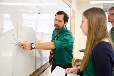 mathematics with students