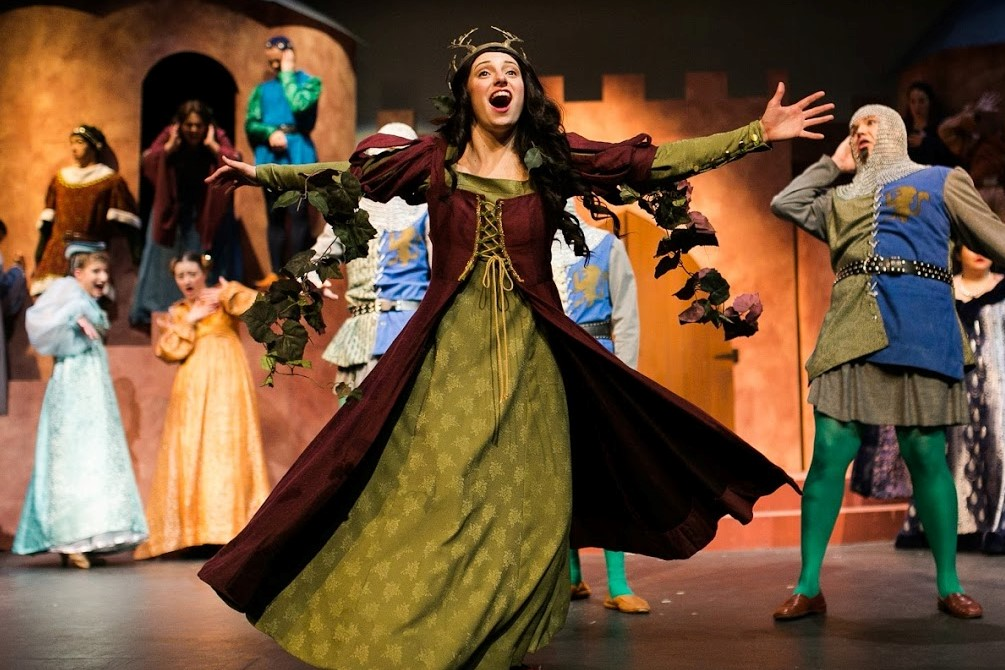 Once Upon a Mattress - Sterling College