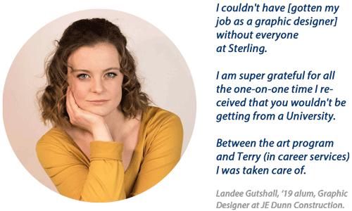 Landee Gutshall Testimony - Sterling College