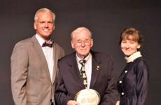 Buchanan awarded 2018 Sterling College Distinguished Service Award - Sterling College