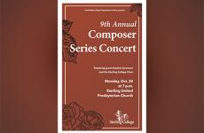 Sterling College Composer Series
