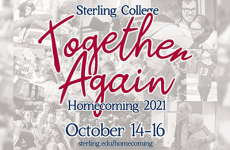 Sterling College Homecoming begins Oct. 14