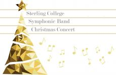 Symphonic Band Christmas Concert - Sterling College