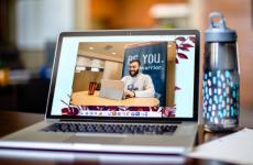 Sterling College faculty and staff support students online