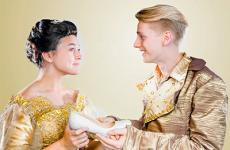 The new Broadway musical version of the cherished classic will be presented by Sterling College Theatre.