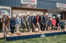 Sterling College hosts Groundbreaking Ceremony for Gleason Center Expansion