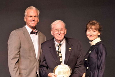 Buchanan awarded 2018 Sterling College Distinguished Service Award - Sterling College