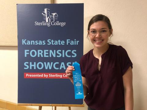 Fourth Annual High School Forensics Showcase at State Fair