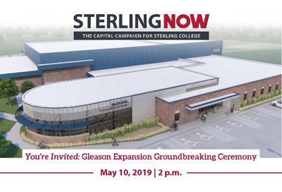 Sterling College Groundbreaking Ceremony