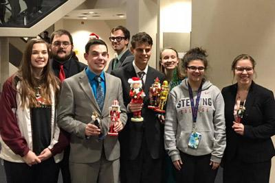 Sterling College Debate and Forensics finish third in Oklahoma City