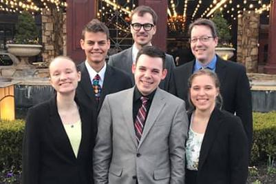 Sterling College Debate and Forensics compete at Pi Kappa Delta National Tournament