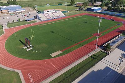 Sterling College announces local grants supporting track.