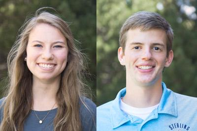 Sterling College math students receive Meritorious Winners designation