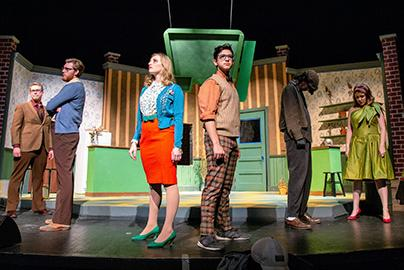 Little Shop of Horrors - Sterling College