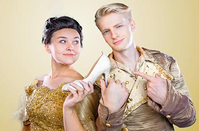"""Cinderella"" will come to life on the Sterling College Theatre stage"
