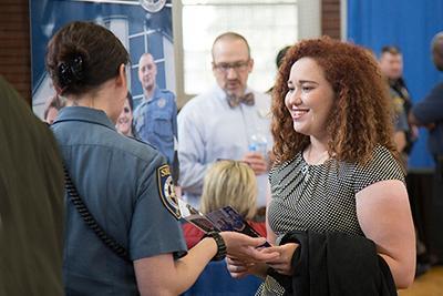 Sterling College to host Criminal Justice Career Fair
